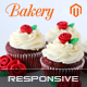 Responsive Multi-Purpose Magento Theme - SM Bakery Nulled