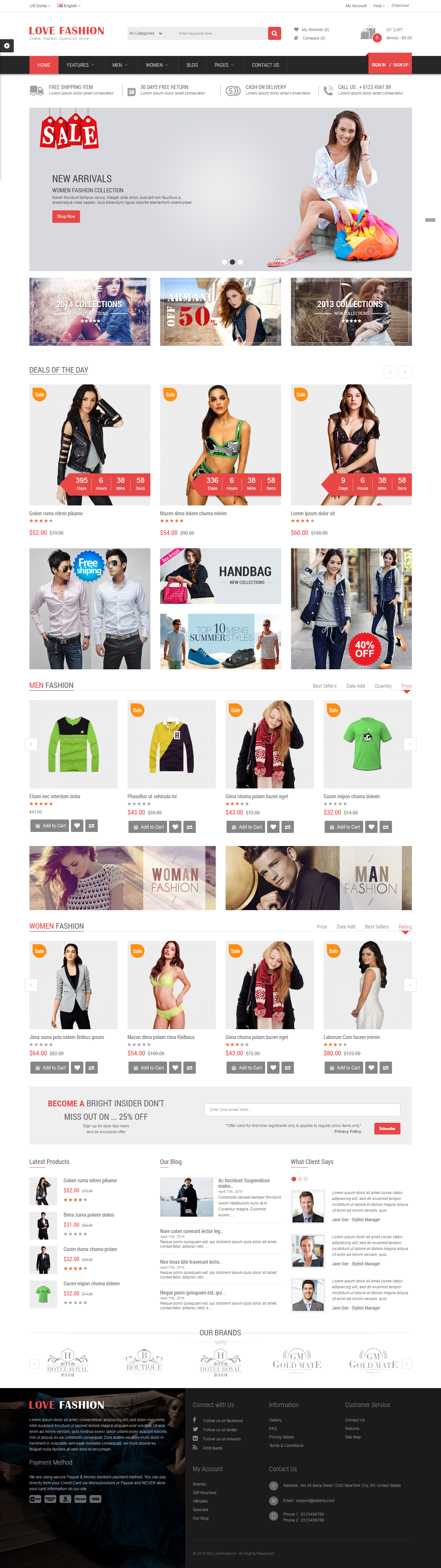 Musthaves & Fashion shop je online. - m 99