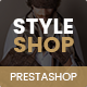 Styleshop - Premium Responsive Prestashop Theme - ThemeForest Item for Sale