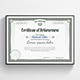 Certificate of Achievement - GraphicRiver Item for Sale