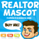 Realtor Mascot - GraphicRiver Item for Sale