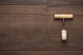 Retro Wooden Corkscrew - PhotoDune Item for Sale