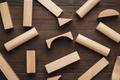 Wooden Building Blocks - PhotoDune Item for Sale