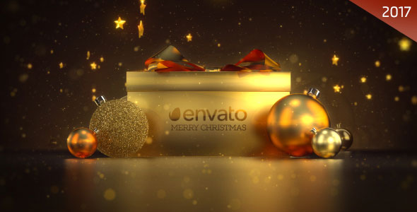 Christmas / Gift Logo Ident (2017)