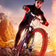 Mountain Bike - Cover Facebook - GraphicRiver Item for Sale