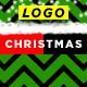 Christmas Church Bells Logo