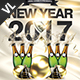 New Year's Eve Party V08 - GraphicRiver Item for Sale