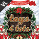 Toys 4 Toys / Toy Drive V04 - GraphicRiver Item for Sale