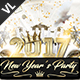 New Year's Eve Party V02 - GraphicRiver Item for Sale