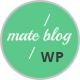 Mateblog - WordPress Personal Blog Theme - ThemeForest Item for Sale