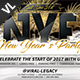 New Year's Eve Party V01 - GraphicRiver Item for Sale