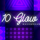 10 Glow Backgrounds Nulled