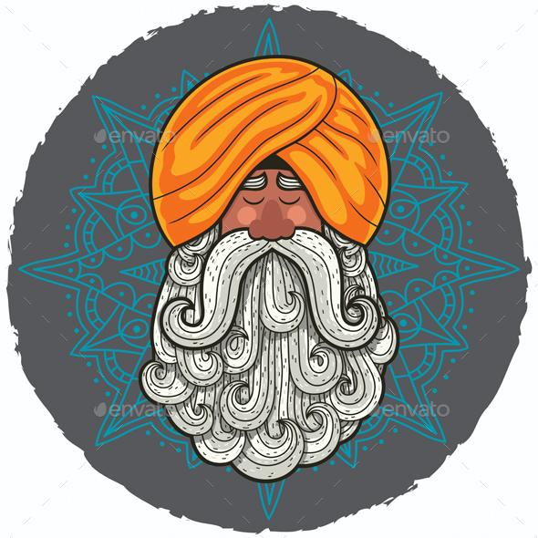 Guru - People Characters