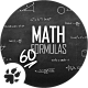 60 Math Formulas - VideoHive Item for Sale