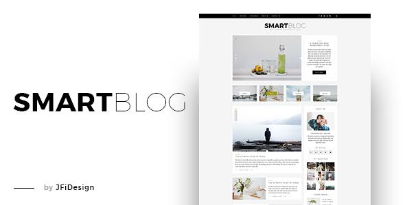 SmartBlog   PSD - PSD Templates