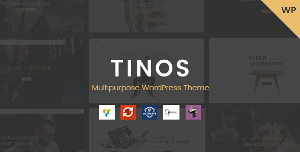 Tinos – Multipurpose WordPress Theme