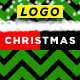 Christmas Happy Logo Reveal
