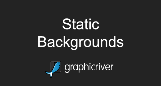 Static Backgrounds