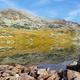 Mountain glaciar lake landscape panorama - PhotoDune Item for Sale