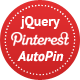 Pinterest Auto Pin for jQuery - CodeCanyon Item for Sale