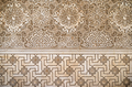 Islamic ornaments on wall - PhotoDune Item for Sale