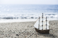 Model sailing ship - PhotoDune Item for Sale