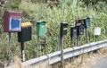 Various mailboxes - PhotoDune Item for Sale