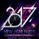 2017 New Year Party Poster - GraphicRiver Item for Sale