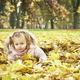 Child in autumn colors - PhotoDune Item for Sale