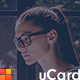 uCard - Animated vCard Template