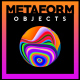 Metaform Objects Volume 1 (3 Pack) - VideoHive Item for Sale
