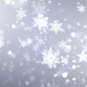 Christmas White Flakes - VideoHive Item for Sale