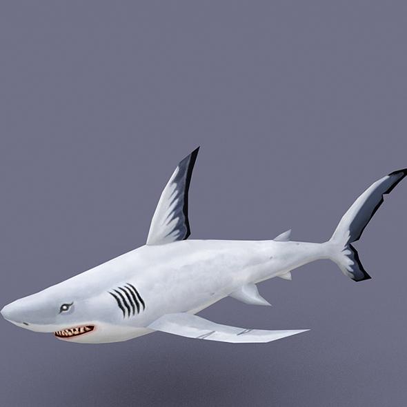 Thunder White - 3DOcean Item for Sale