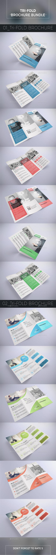 Tri-Fold Bundle 2in1 - Corporate Brochures