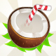 Coconut icon - GraphicRiver Item for Sale