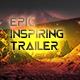 Epic Inspiring Trailer
