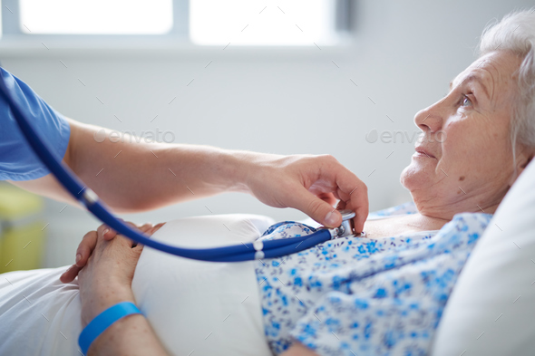 Regular treatment - Stock Photo - Images