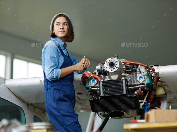 Repair service worker - Stock Photo - Images
