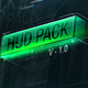HUD Pack - VideoHive Item for Sale