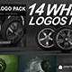 Wheel Logos Pack - VideoHive Item for Sale
