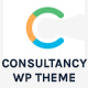 Consultancy  - Corporate Business WordPress Theme Nulled