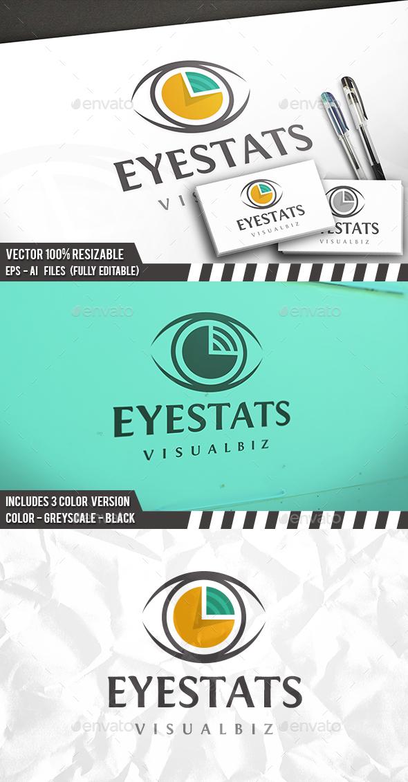 Eye Metrics Logo - Symbols Logo Templates