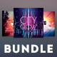City CD Cover Bundle Vol.03 - GraphicRiver Item for Sale