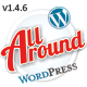 All Around - Responsive Wordpress Content Slider / Carousel, Creative and Fun Sliding Plugin