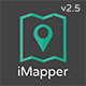 iMapper - Wordpress Image Mapper / Pinner, Add Interactive Pins to Your Photos, Select Image and Pin - CodeCanyon Item for Sale