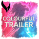Colourful Trailer - VideoHive Item for Sale