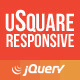 uSquare - Universal responsive grid html5/jquery - CodeCanyon Item for Sale