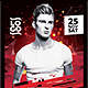 Electro House Artist Flyer v21 - GraphicRiver Item for Sale