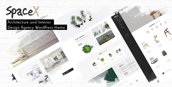 Space – Interior Architecture Furniture WooComerce WordPress Theme