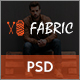 Fabric e-Commerce PSD Template - ThemeForest Item for Sale